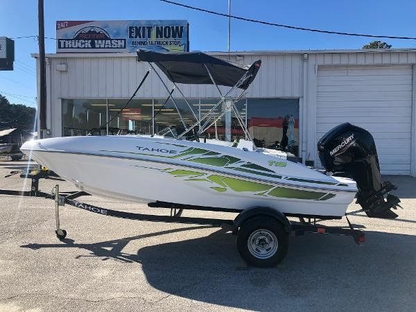 2021 Tahoe boat for sale, model of the boat is T16 & Image # 6 of 29