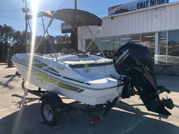 2021 Tahoe boat for sale, model of the boat is T16 & Image # 7 of 29