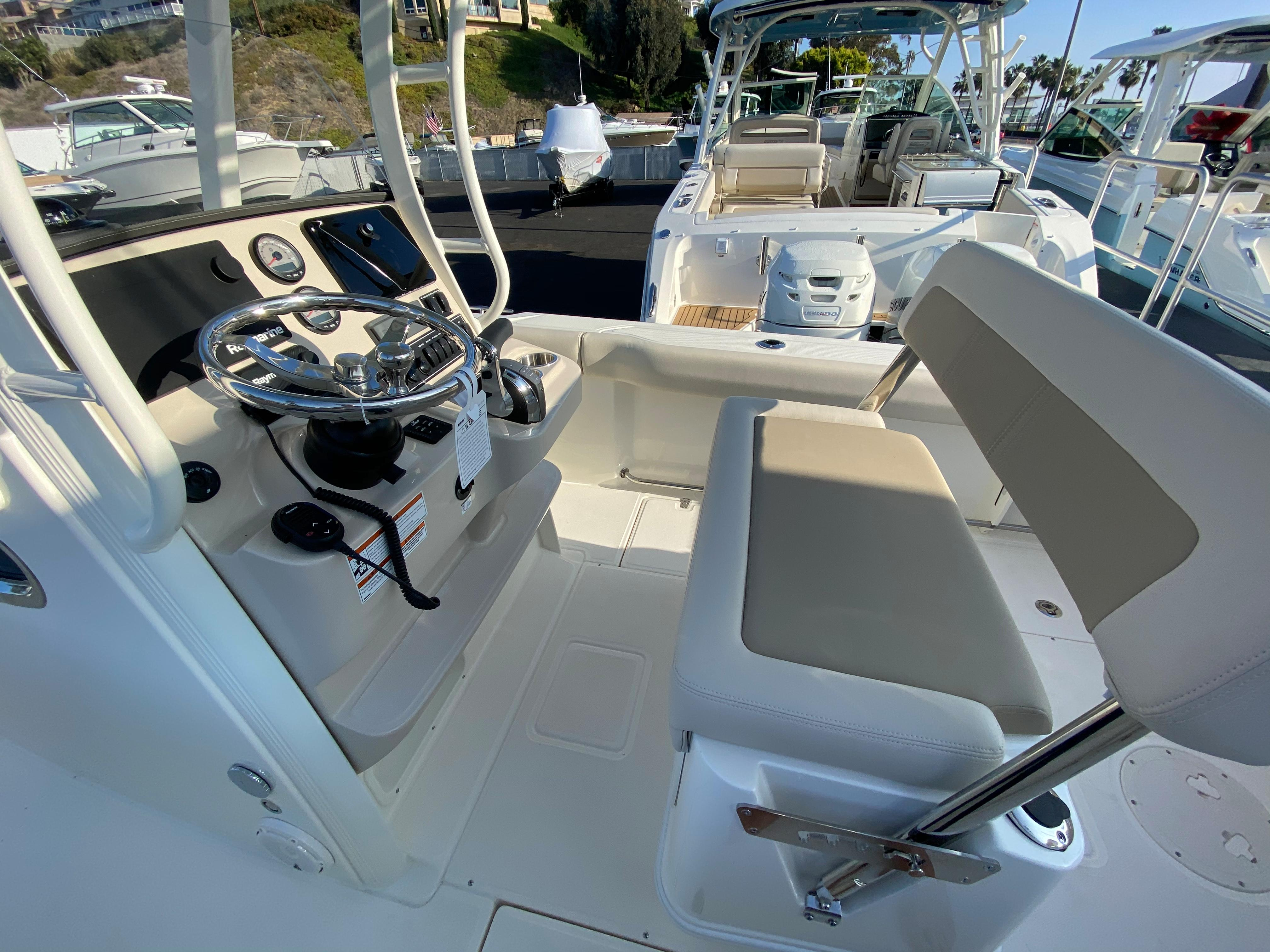 2021 Boston Whaler 230 Outrage #BW1226K inventory image at Sun Country Coastal in Newport Beach