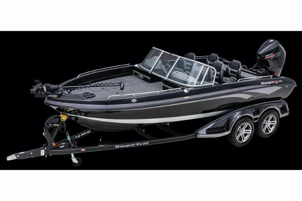 2021 Ranger Boats boat for sale, model of the boat is 621FS Ranger Cup Equipped & Image # 17 of 20
