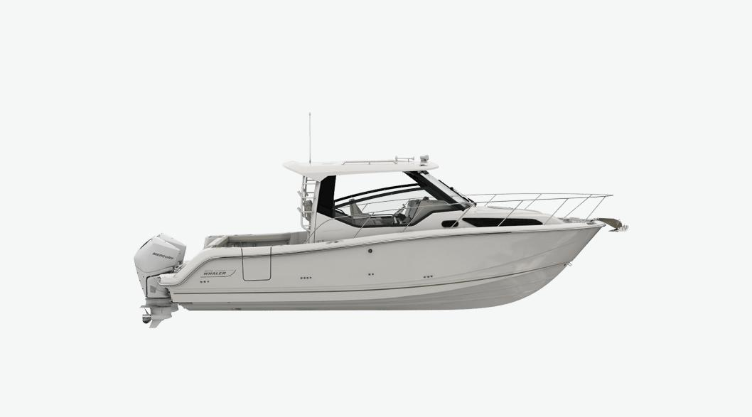 2021 Boston Whaler 325 Conquest #BW1205K inventory image at Sun Country Coastal in Newport Beach