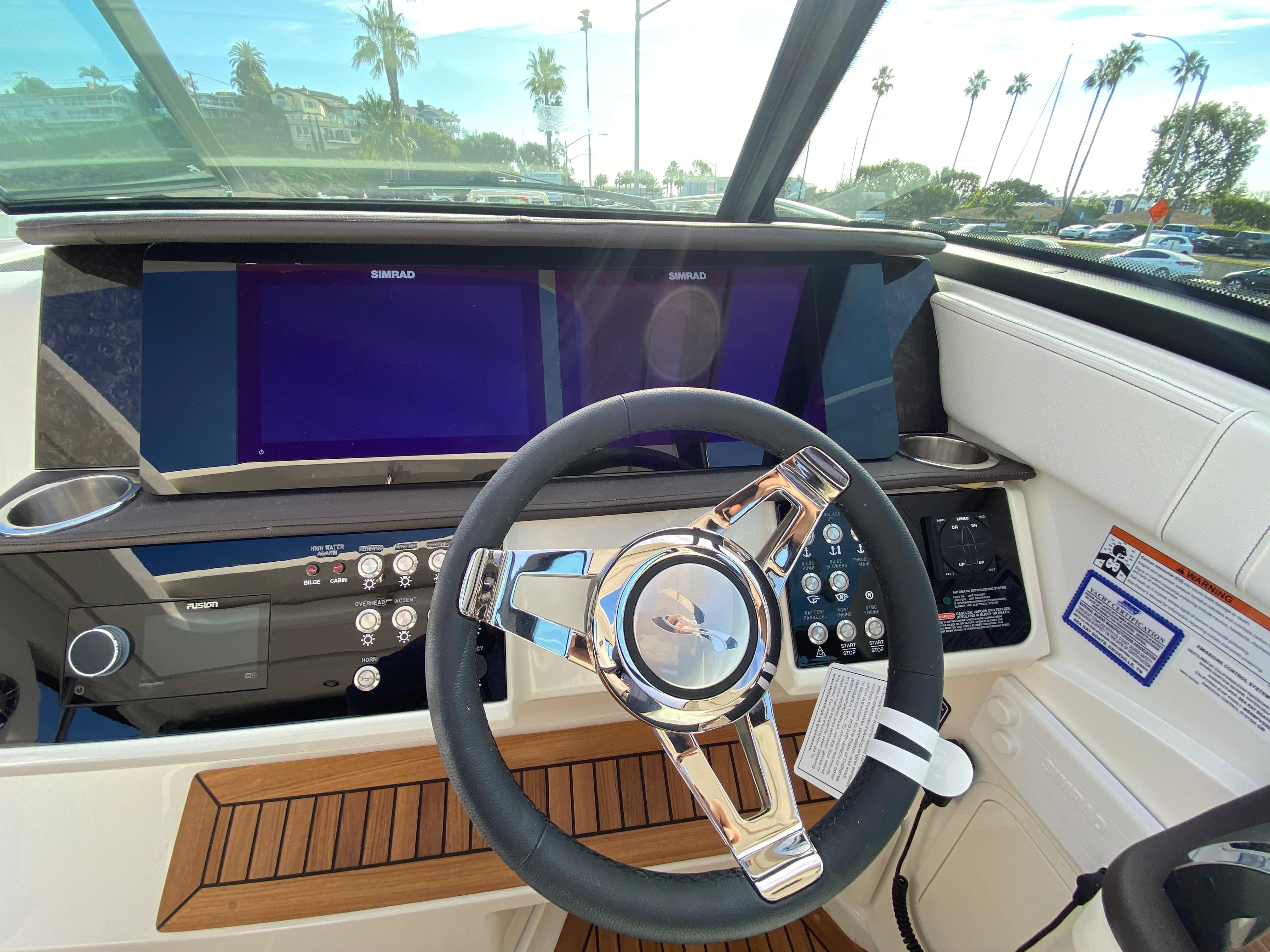2021 Sea Ray 320 Sundancer Outboard #S1531J inventory image at Sun Country Coastal in Newport Beach