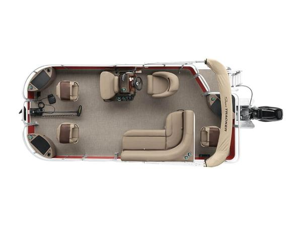 2021 Sun Tracker boat for sale, model of the boat is BASS BUGGY® 18 DLX & Image # 5 of 9