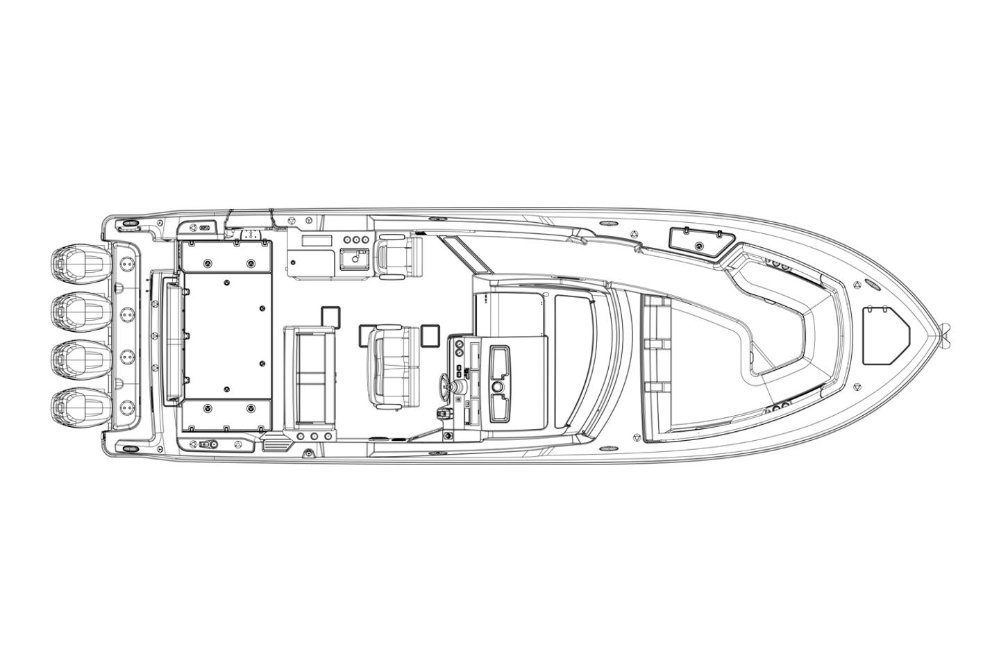 2021 Boston Whaler 380 Realm #BW1652A inventory image at Sun Country Coastal in Newport Beach