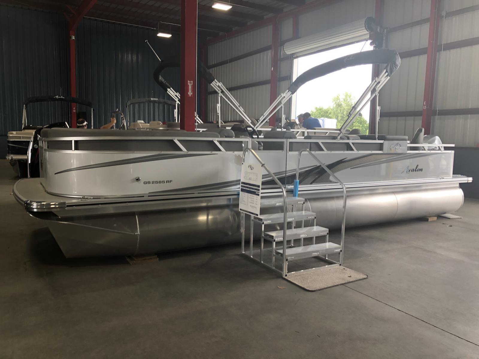 2021 AVALON 2585 GS Fish RF