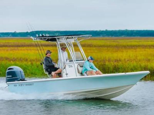 2021 Key West boat for sale, model of the boat is 210BR & Image # 1 of 1