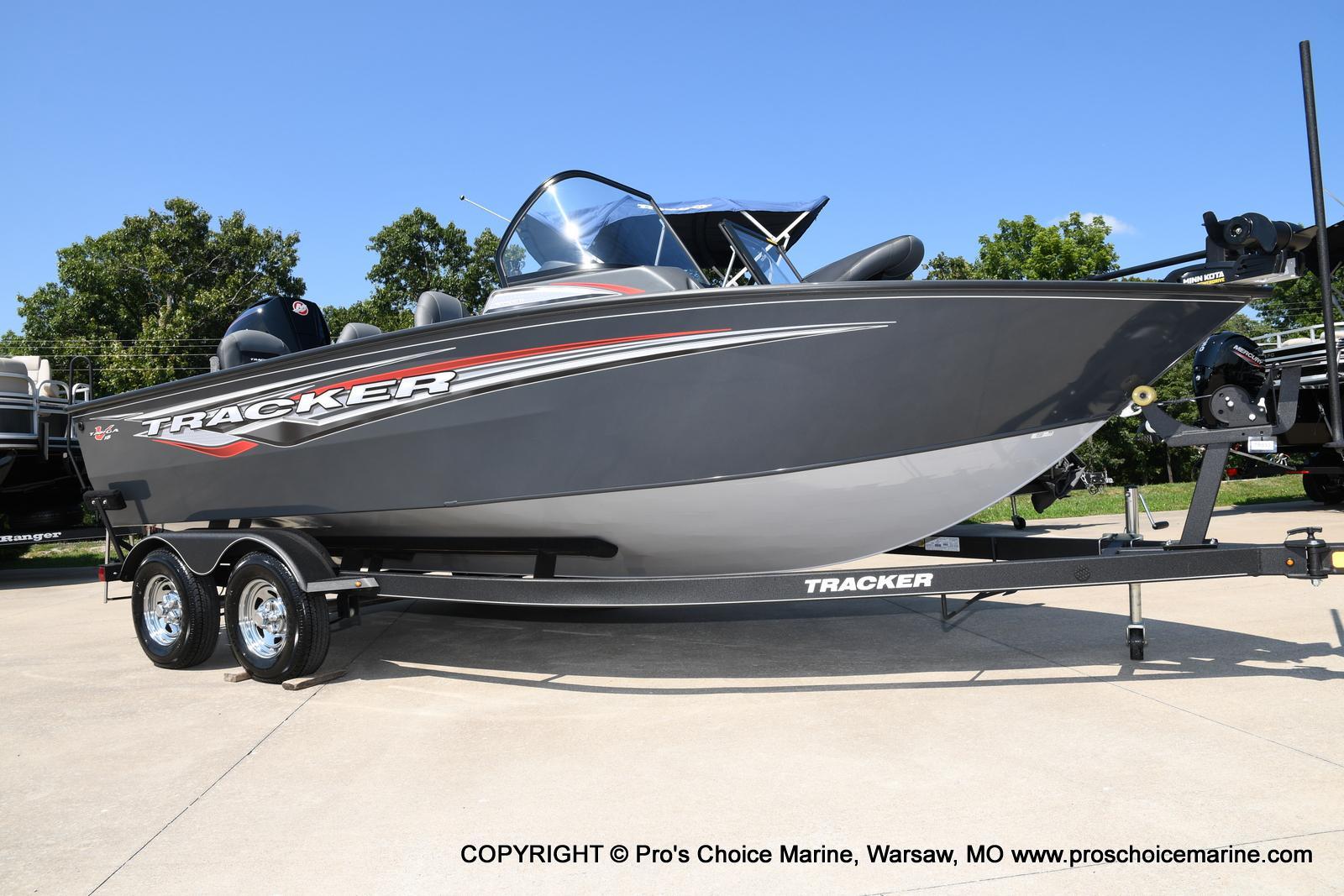 2021 Tracker Boats boat for sale, model of the boat is Targa V-18 Combo & Image # 1 of 45