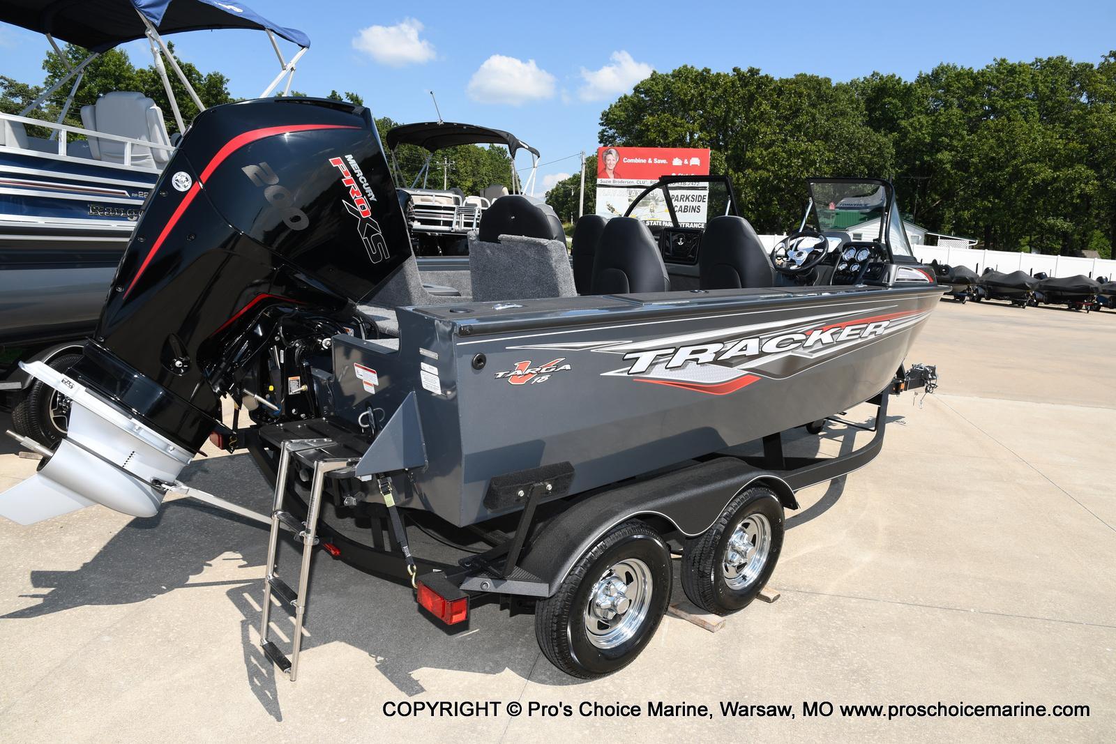 2021 Tracker Boats boat for sale, model of the boat is Targa V-18 Combo & Image # 2 of 45