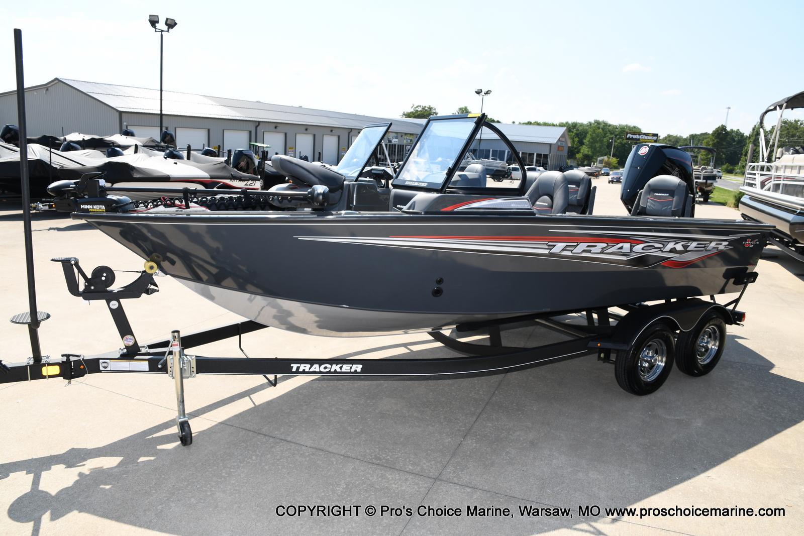 2021 Tracker Boats boat for sale, model of the boat is Targa V-18 Combo & Image # 3 of 45