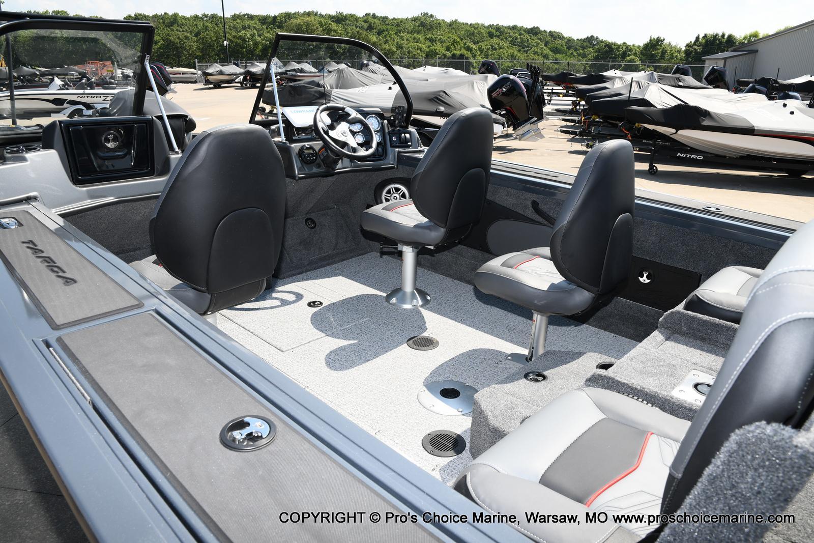 2021 Tracker Boats boat for sale, model of the boat is Targa V-18 Combo & Image # 11 of 45