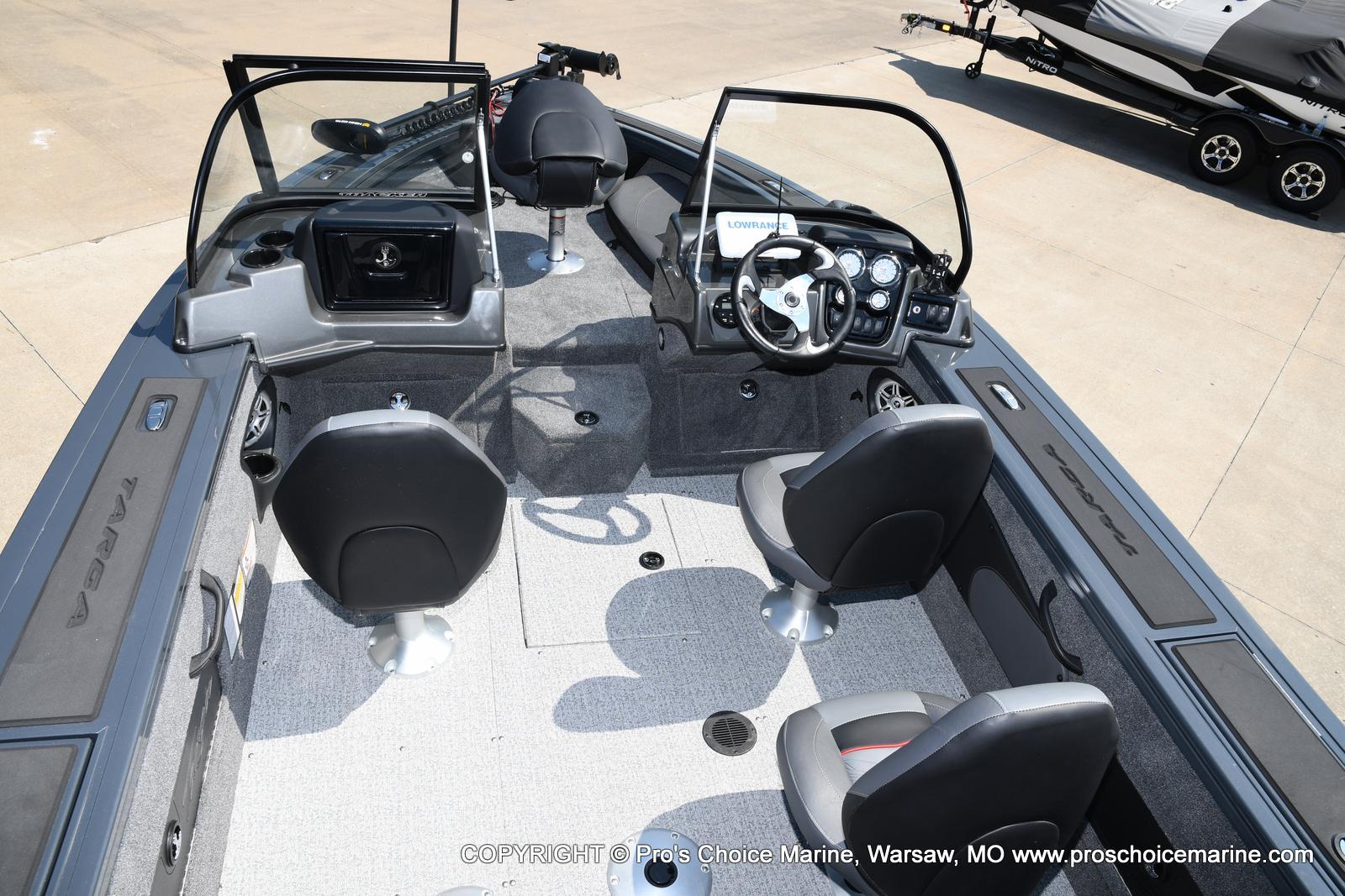 2021 Tracker Boats boat for sale, model of the boat is Targa V-18 Combo & Image # 12 of 45
