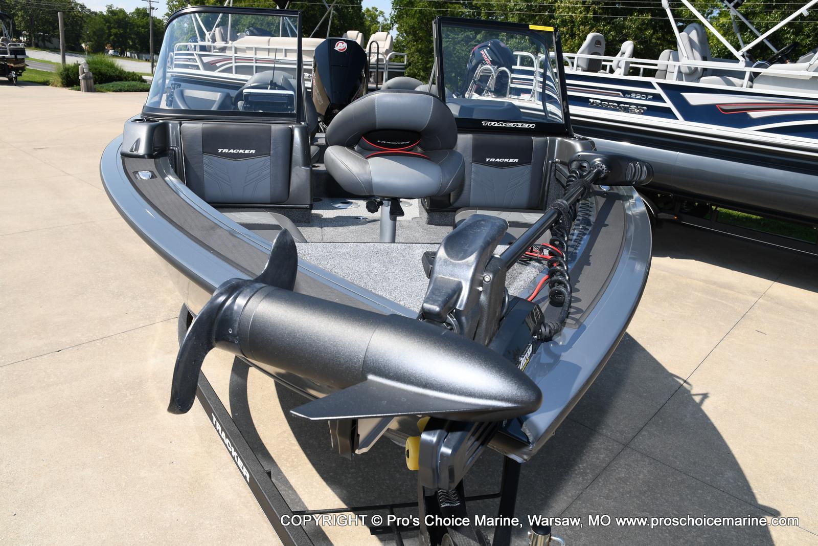 2021 Tracker Boats boat for sale, model of the boat is Targa V-18 Combo & Image # 25 of 45
