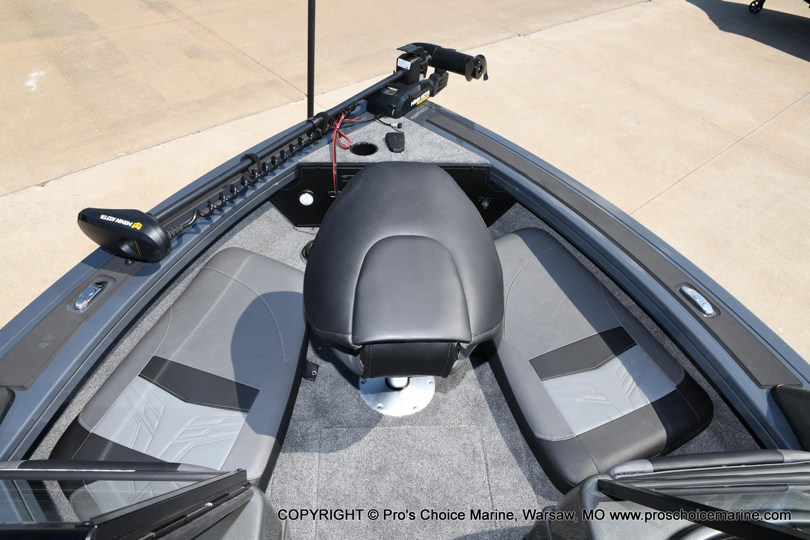 2021 Tracker Boats boat for sale, model of the boat is Targa V-18 Combo & Image # 27 of 45
