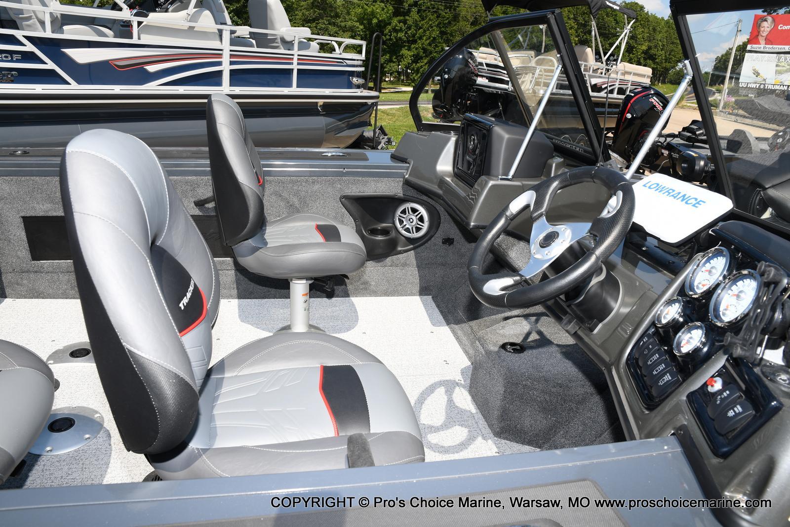 2021 Tracker Boats boat for sale, model of the boat is Targa V-18 Combo & Image # 17 of 45