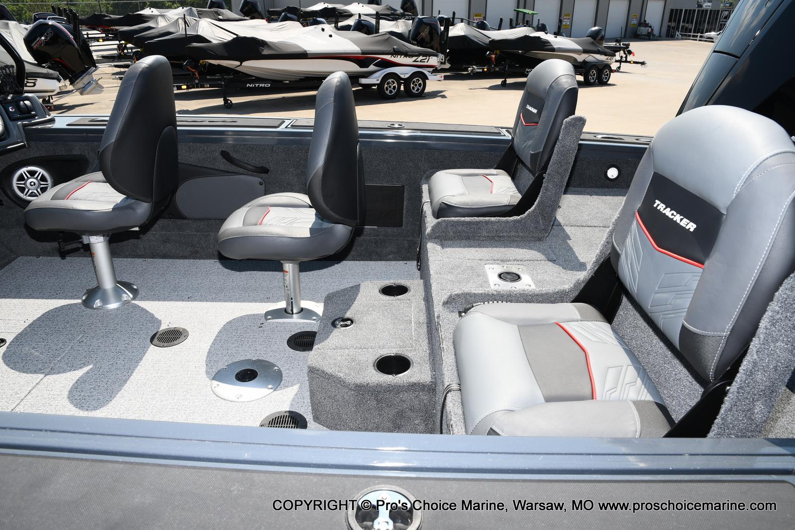 2021 Tracker Boats boat for sale, model of the boat is Targa V-18 Combo & Image # 19 of 45