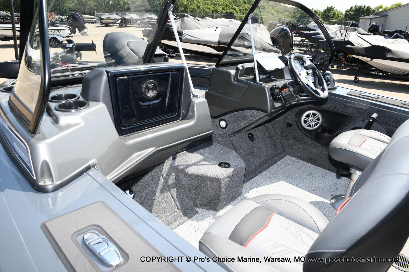 2021 Tracker Boats boat for sale, model of the boat is Targa V-18 Combo & Image # 20 of 45
