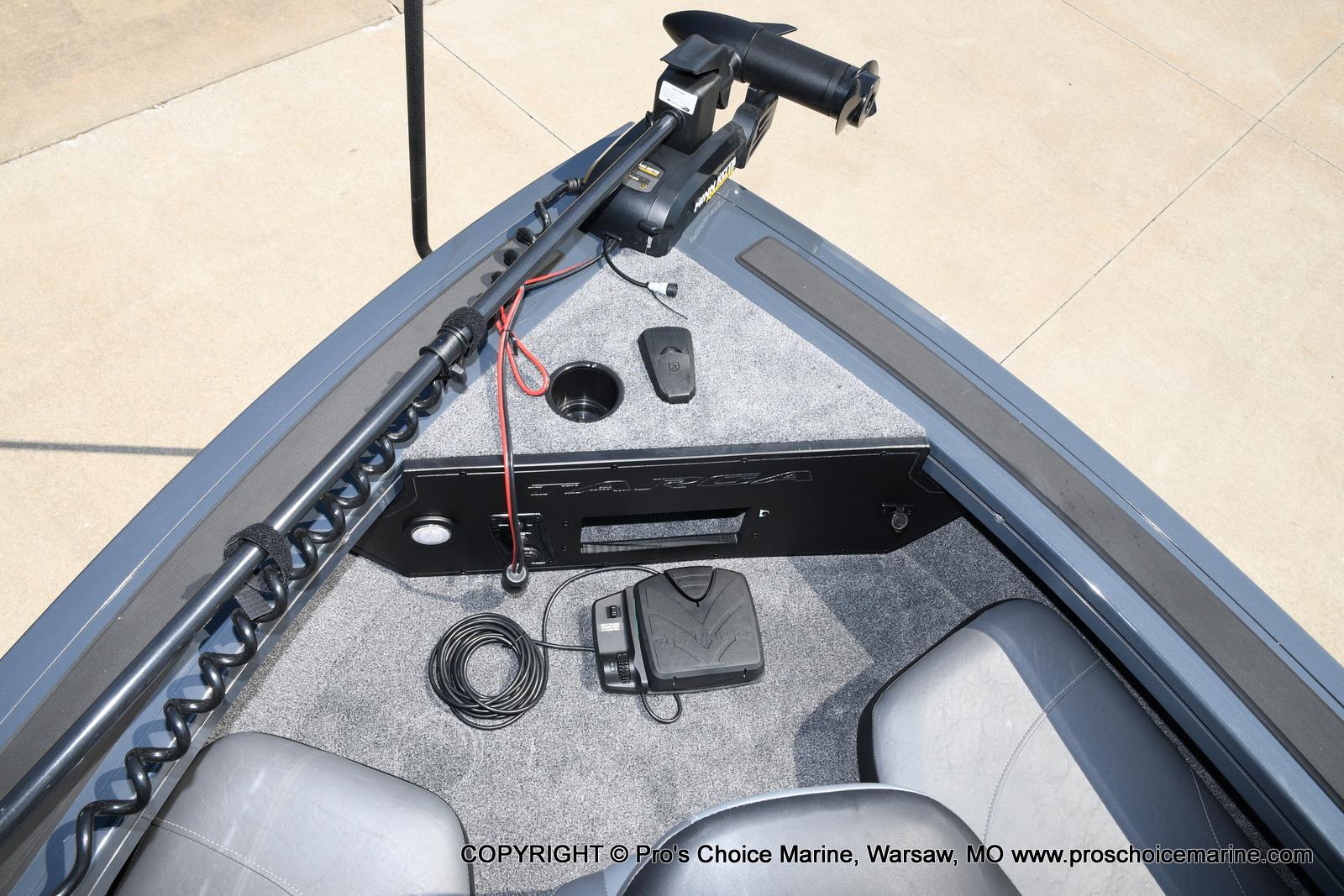 2021 Tracker Boats boat for sale, model of the boat is Targa V-18 Combo & Image # 21 of 45