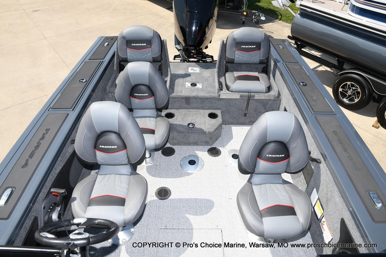 2021 Tracker Boats boat for sale, model of the boat is Targa V-18 Combo & Image # 22 of 45