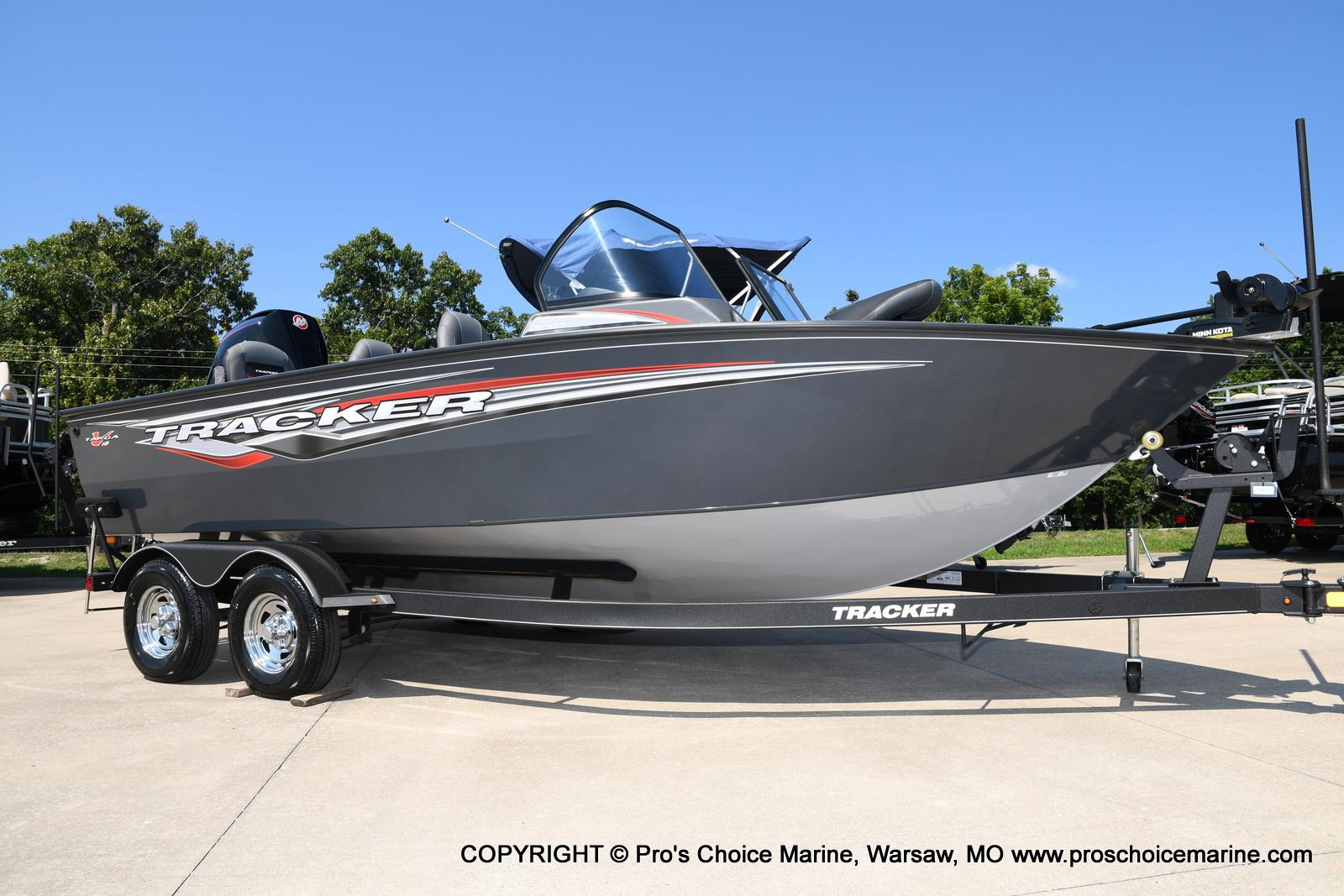 2021 Tracker Boats boat for sale, model of the boat is Targa V-18 Combo & Image # 28 of 45
