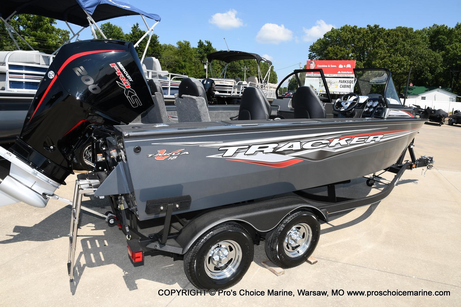 2021 Tracker Boats boat for sale, model of the boat is Targa V-18 Combo & Image # 29 of 45
