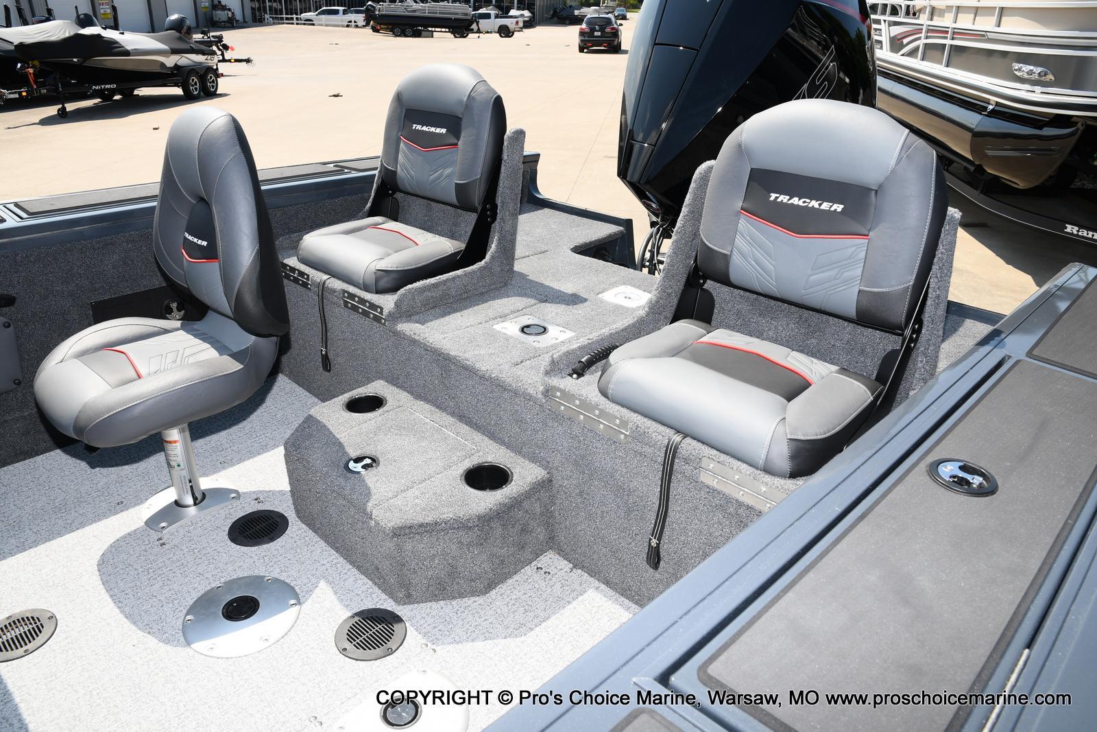 2021 Tracker Boats boat for sale, model of the boat is Targa V-18 Combo & Image # 31 of 45