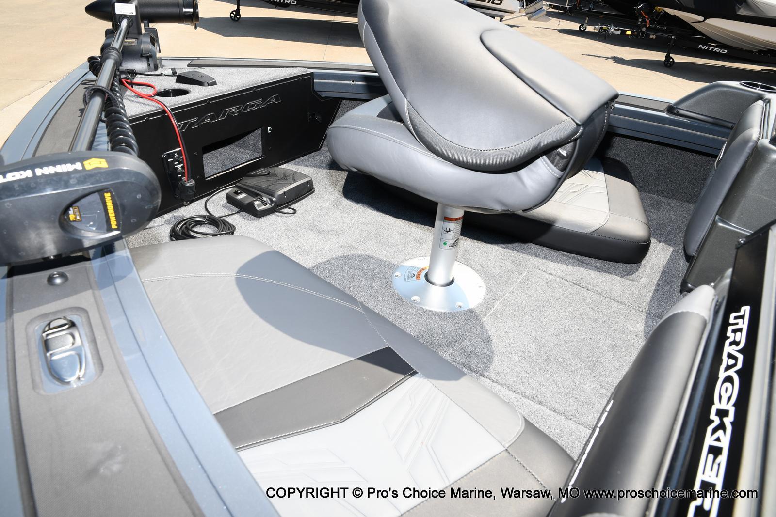 2021 Tracker Boats boat for sale, model of the boat is Targa V-18 Combo & Image # 5 of 45