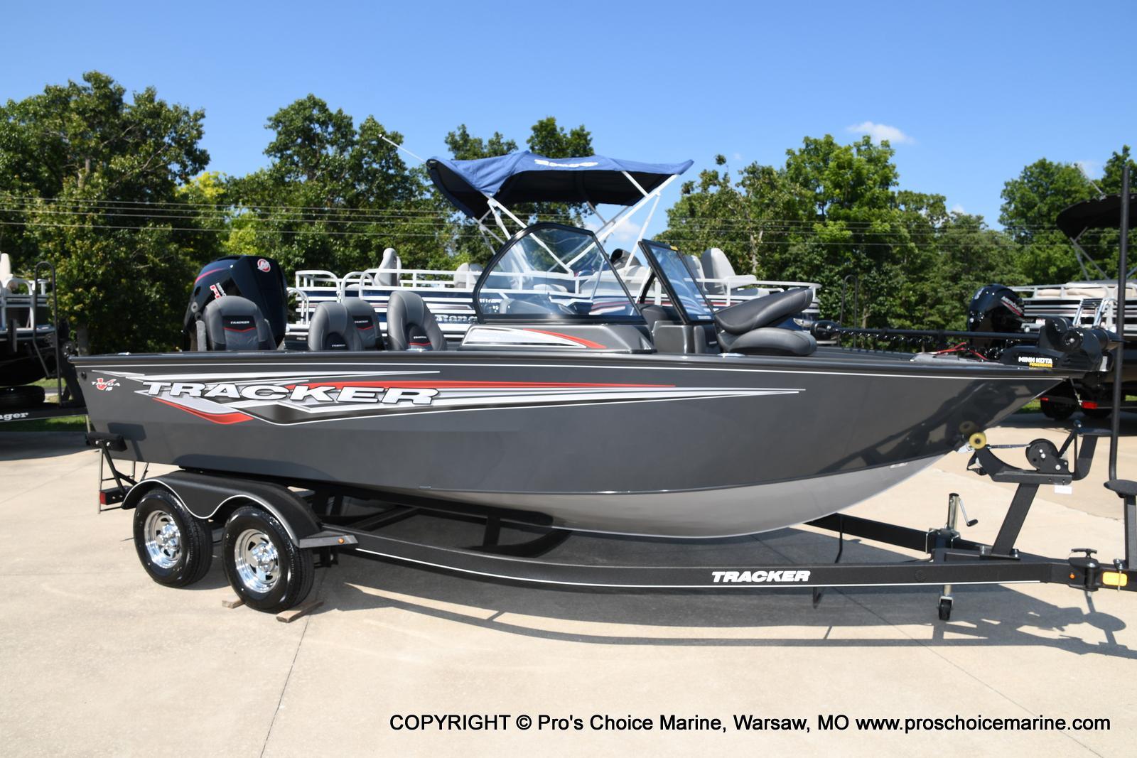 2021 Tracker Boats boat for sale, model of the boat is Targa V-18 Combo & Image # 8 of 45