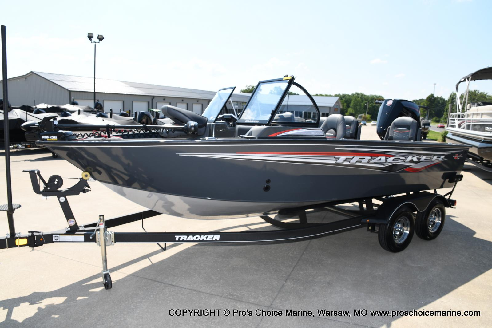 2021 Tracker Boats boat for sale, model of the boat is Targa V-18 Combo & Image # 9 of 45