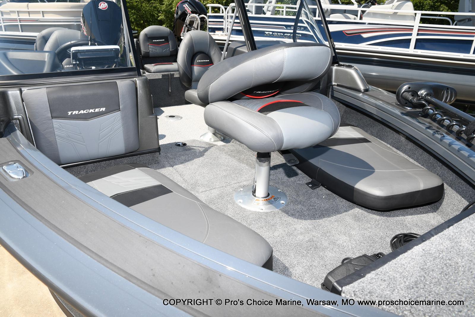 2021 Tracker Boats boat for sale, model of the boat is Targa V-18 Combo & Image # 38 of 45