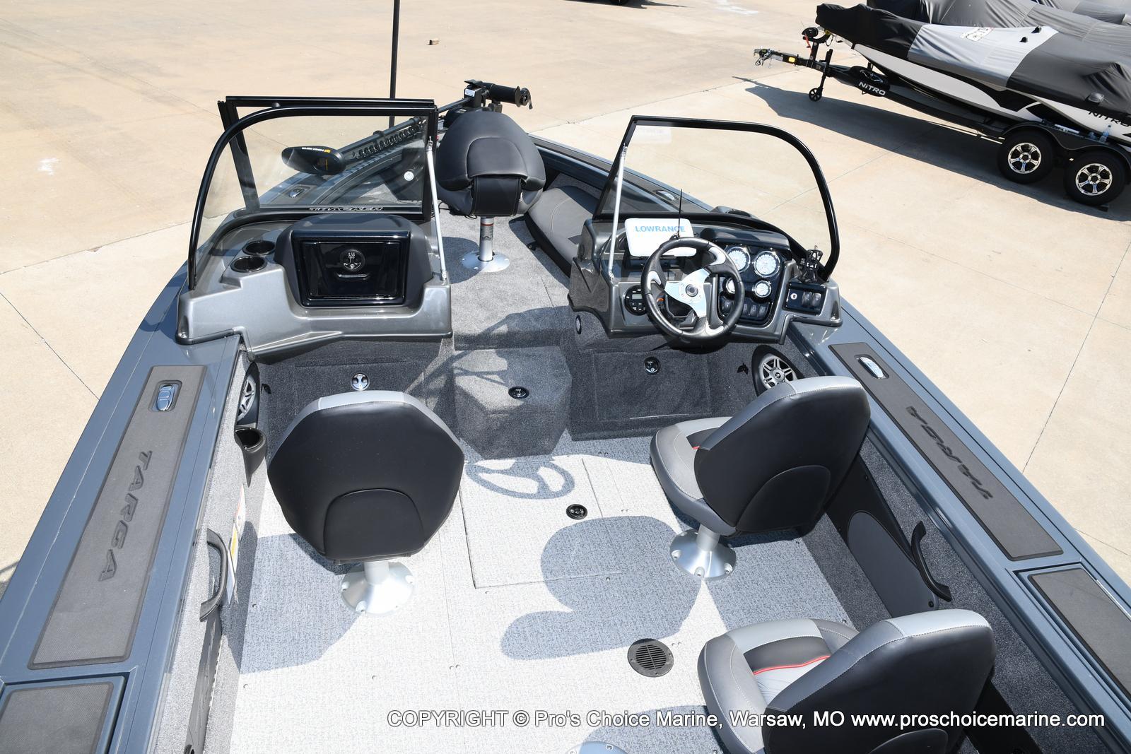 2021 Tracker Boats boat for sale, model of the boat is Targa V-18 Combo & Image # 39 of 45