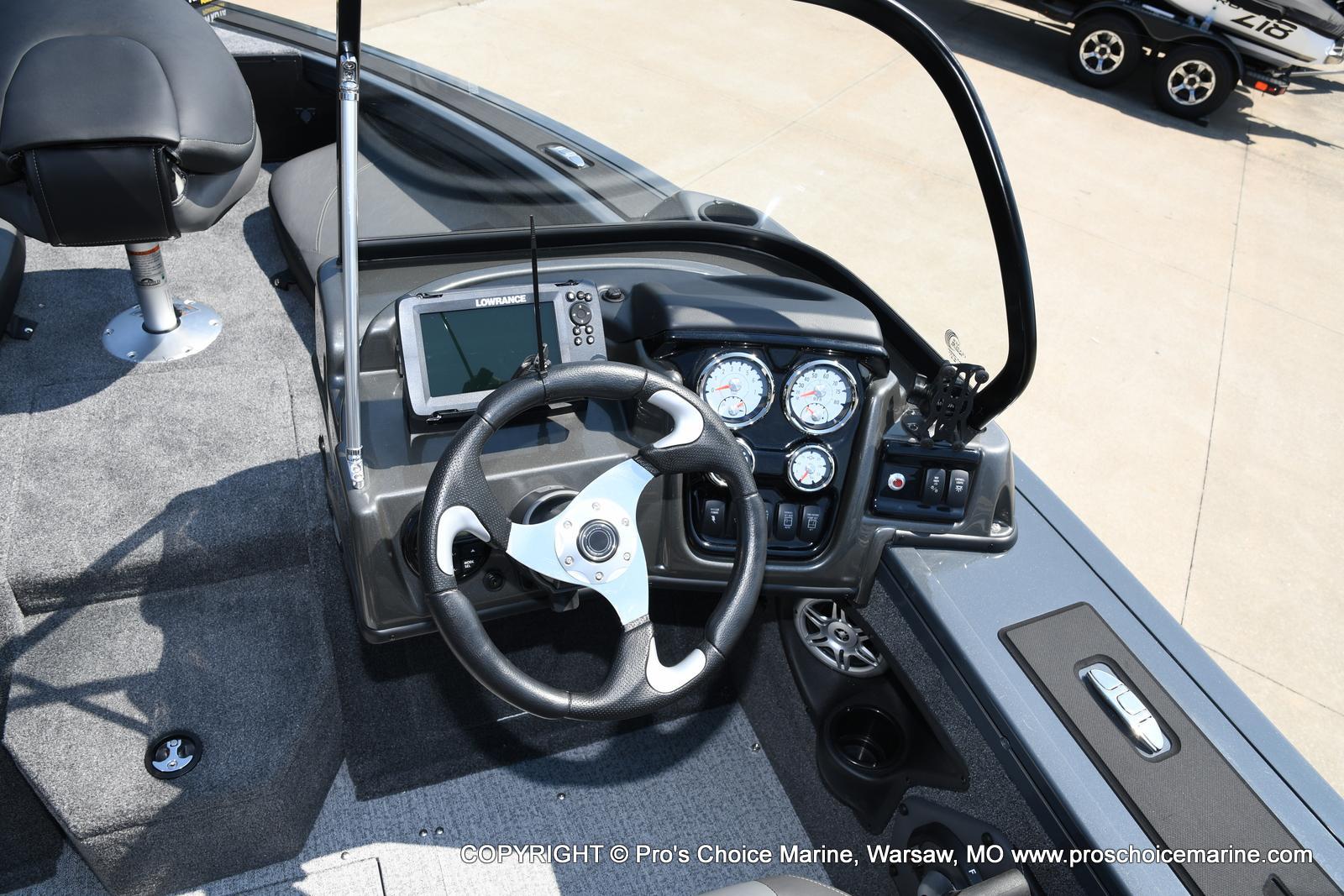 2021 Tracker Boats boat for sale, model of the boat is Targa V-18 Combo & Image # 41 of 45