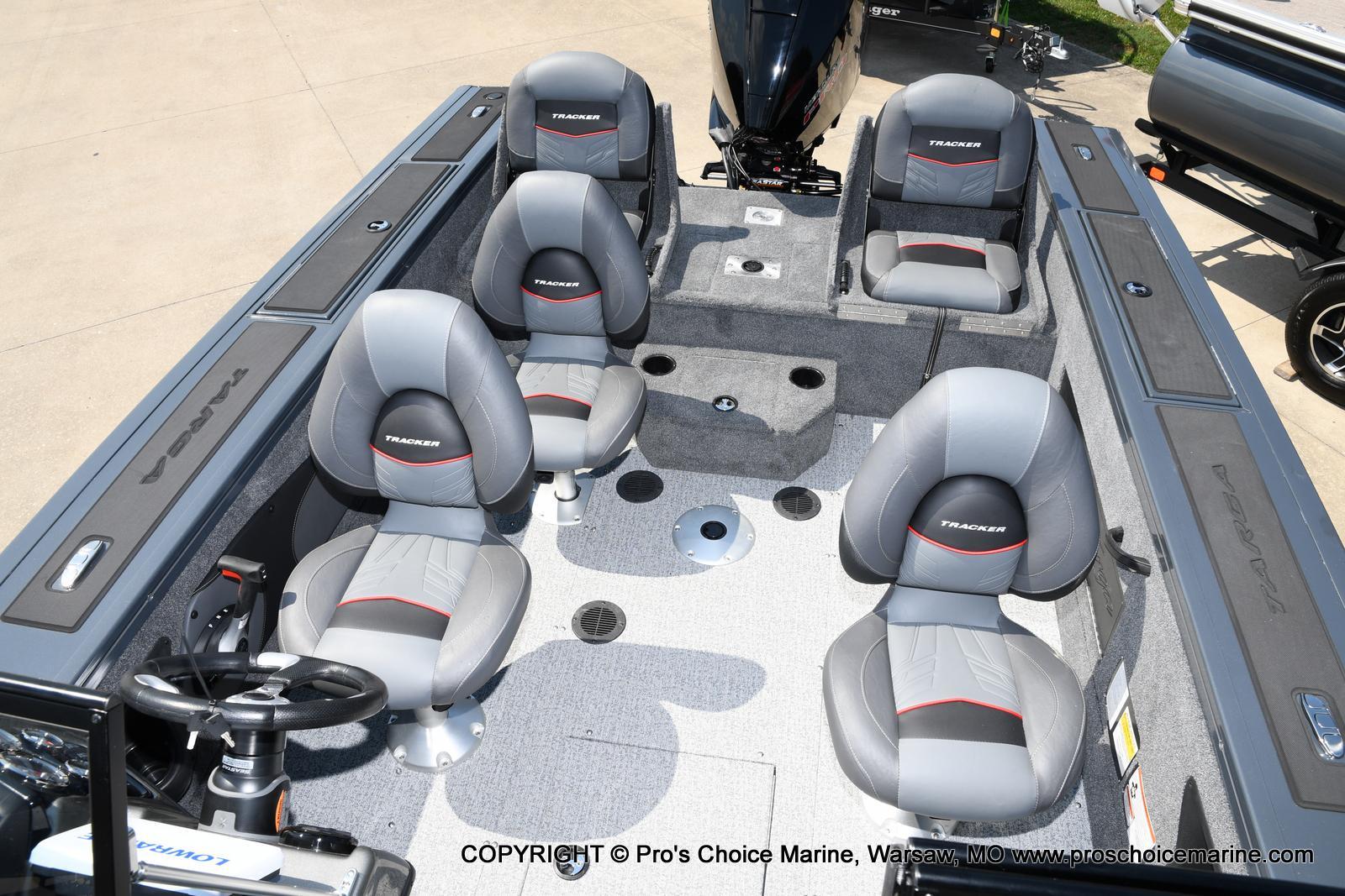 2021 Tracker Boats boat for sale, model of the boat is Targa V-18 Combo & Image # 45 of 45