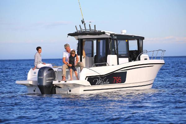 2021 Jeanneau Merry Fisher 795 Marlin
