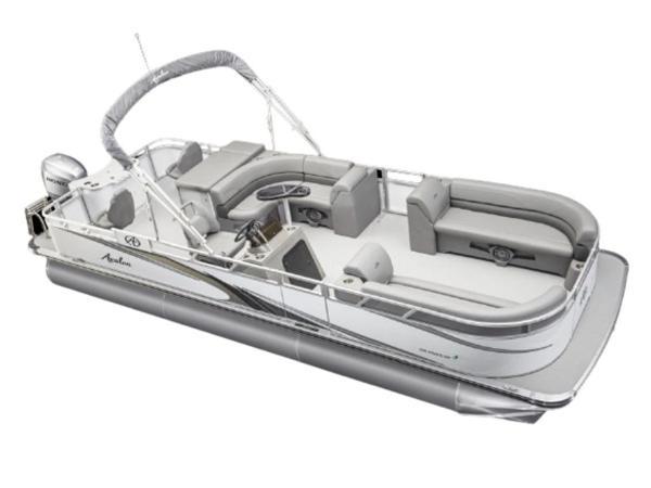 2021 Avalon GS Rear Fish 21 FT