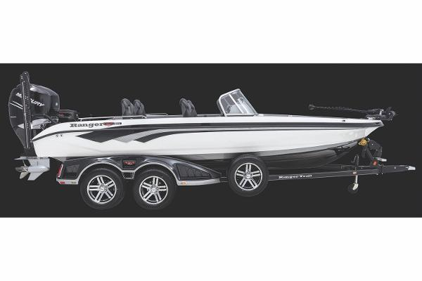 2020 Ranger Boats boat for sale, model of the boat is 621cFS Pro & Image # 36 of 39