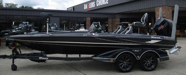 2020 Triton boat for sale, model of the boat is 21 TRX & Image # 1 of 10