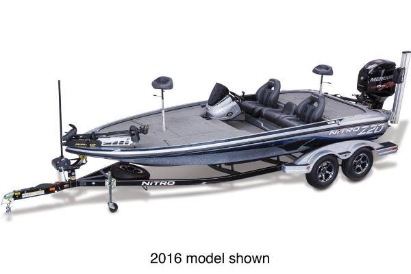 2017 Nitro boat for sale, model of the boat is Z20 & Image # 11 of 20