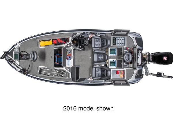 2017 Nitro boat for sale, model of the boat is Z20 & Image # 13 of 20