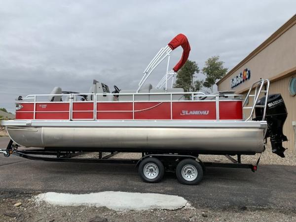 2022 Landau 232 CC ALure Fishing Tri-Log