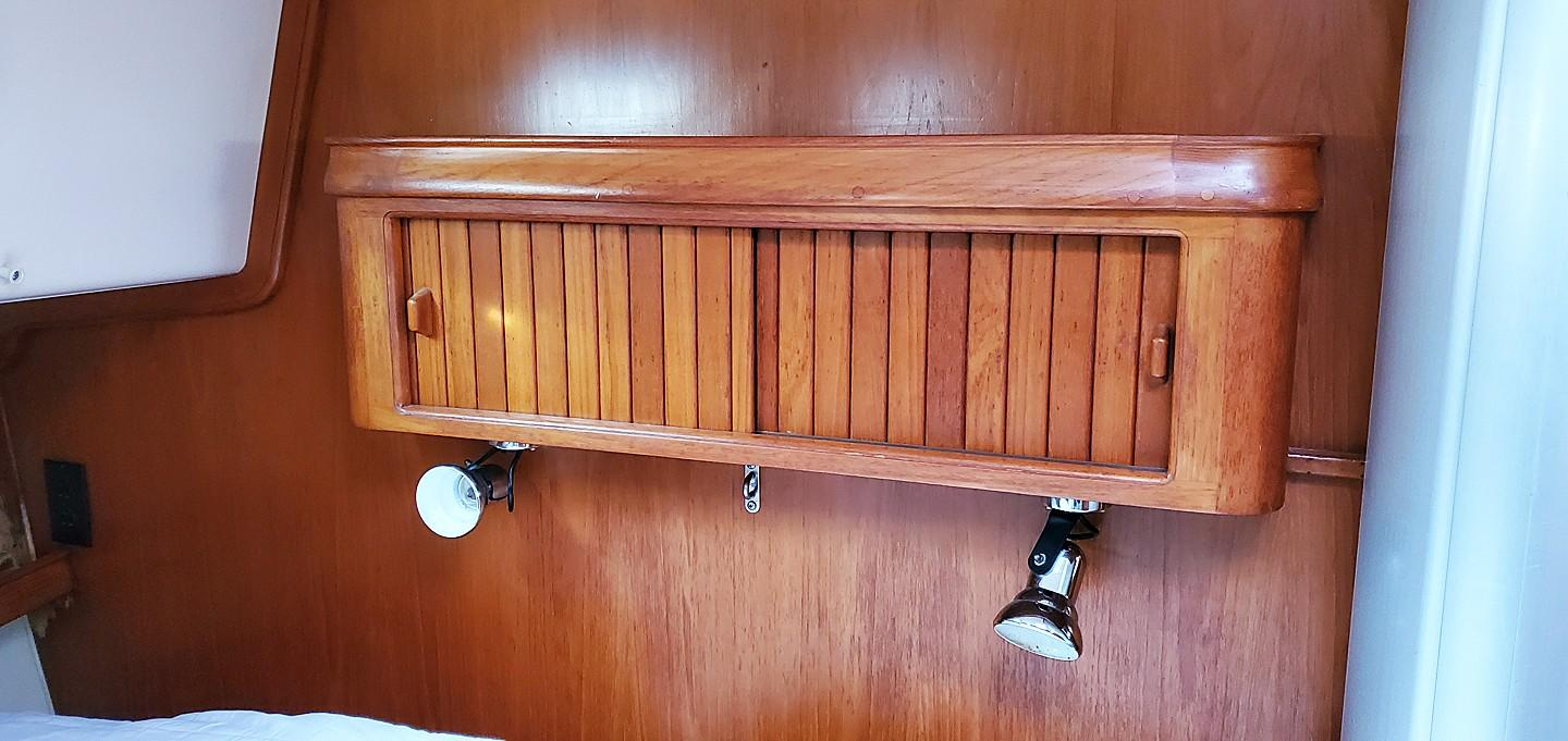Owners Stateroom Cabinet