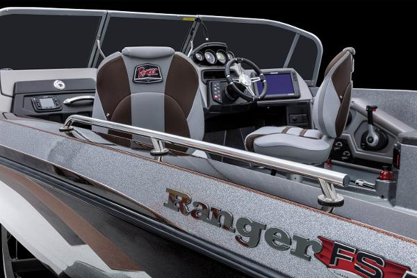 2021 Ranger Boats boat for sale, model of the boat is 620FS Ranger Cup Equipped & Image # 12 of 29