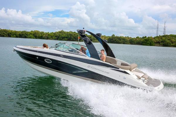2021 Crownline boat for sale, model of the boat is 290 SS & Image # 1 of 12