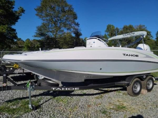 2021 Tahoe boat for sale, model of the boat is 2150 CC & Image # 1 of 10