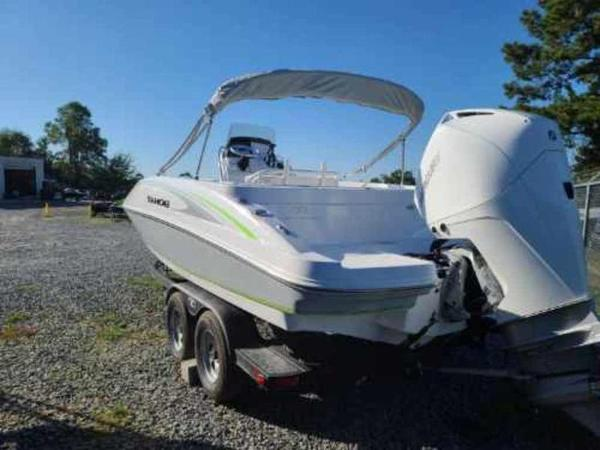 2021 Tahoe boat for sale, model of the boat is 2150 CC & Image # 5 of 10