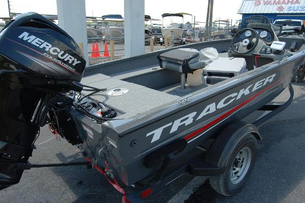 2018 Tracker Boats boat for sale, model of the boat is V16 SUPER GUIDE & Image # 3 of 9