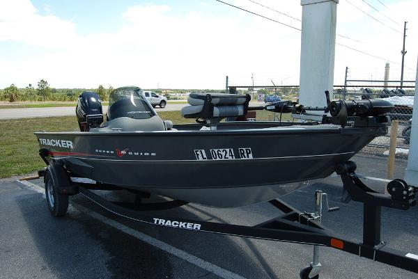 2018 Tracker Boats boat for sale, model of the boat is V16 SUPER GUIDE & Image # 4 of 9