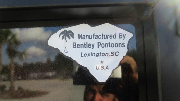 2021 Bentley boat for sale, model of the boat is 240 Navigator & Image # 56 of 56
