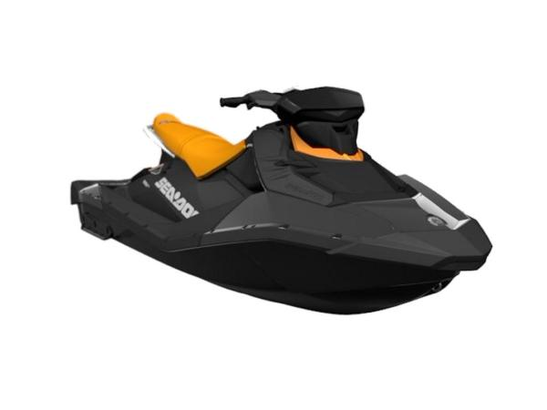 2021 SEA-DOO Spark 3-up Rotax 900 ACE IBR & Sound Syst