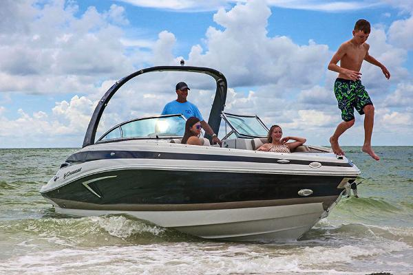 2021 Crownline boat for sale, model of the boat is 290 SS & Image # 5 of 19