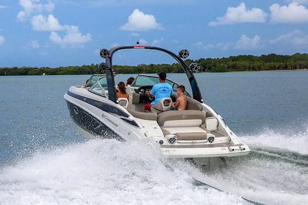 2021 Crownline boat for sale, model of the boat is 290 SS & Image # 3 of 19